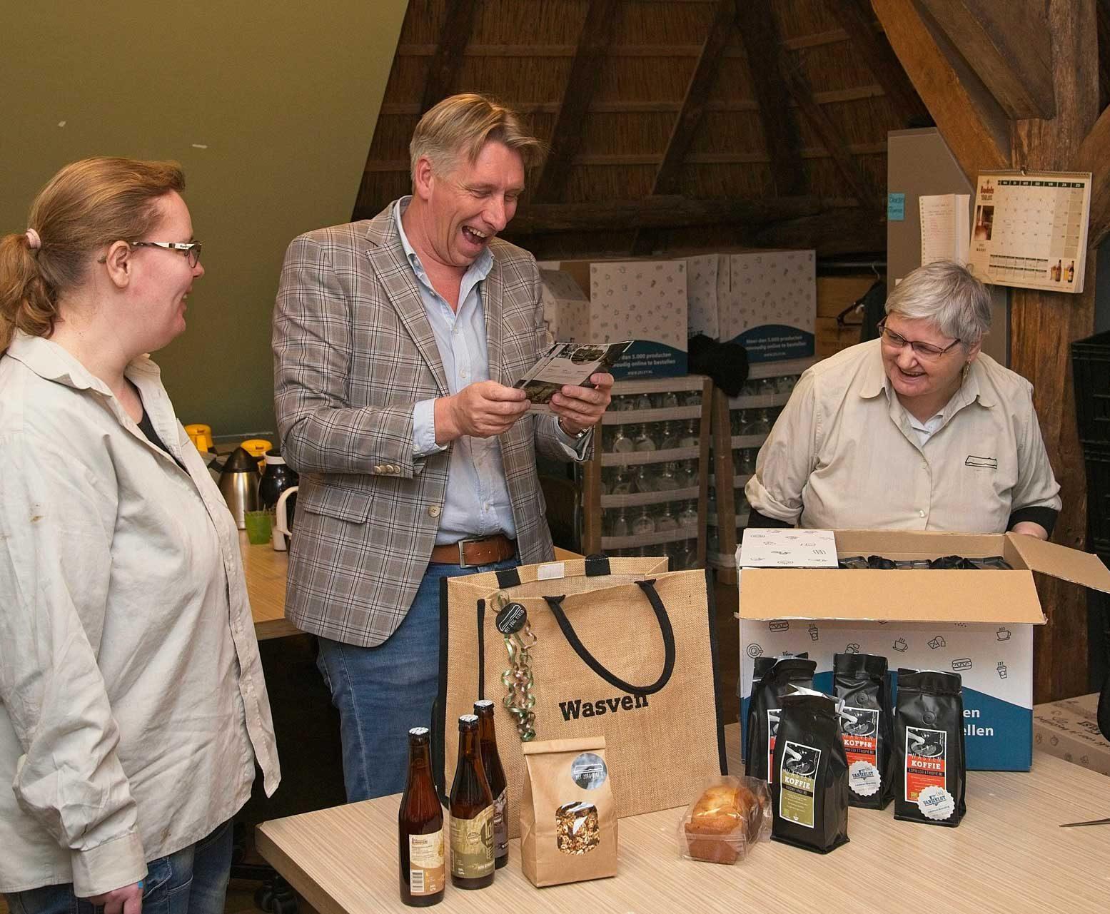 Koffiemoment Van Zelst